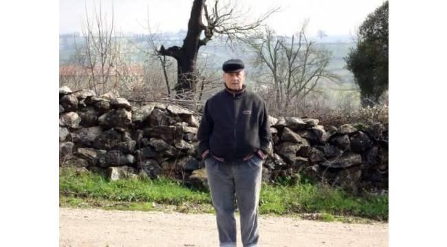Yaşlı çiftçi tarlada ölü bulundu