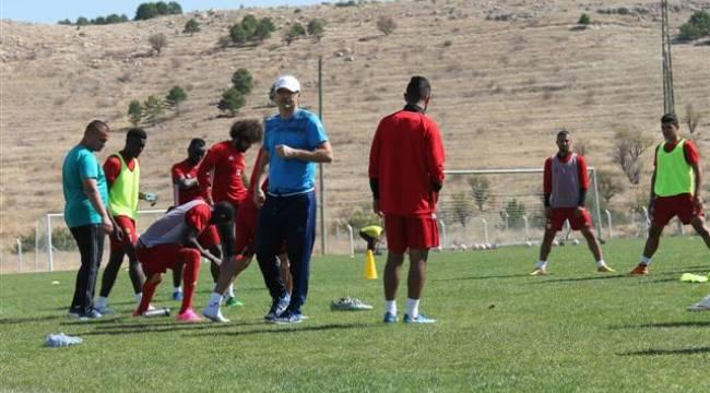 Yeni Malatyaspor Şanlıurfa maçına hazır