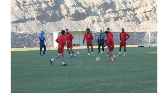 Yeni Malatyaspor, Şanlıurfaspor maçı hazırlıklarını sürdürüyor