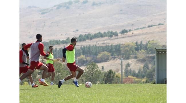 Yeni Malatyaspor, Şanlıurfaspor maçına hırslı hazırlanıyor