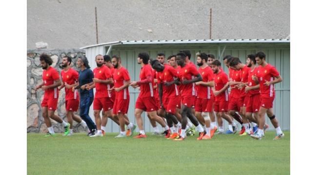 Yeni Malatyaspor'da Şanlıurfaspor mesaisi başladı