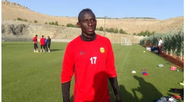 Yeni Malatyaspor'un golcüsü iddialı konuştu