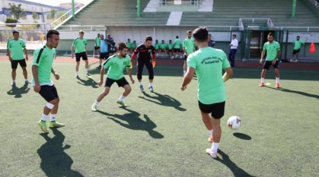 Yeşil siyahlılar, 11 Nisanspor ile karşılaşacak