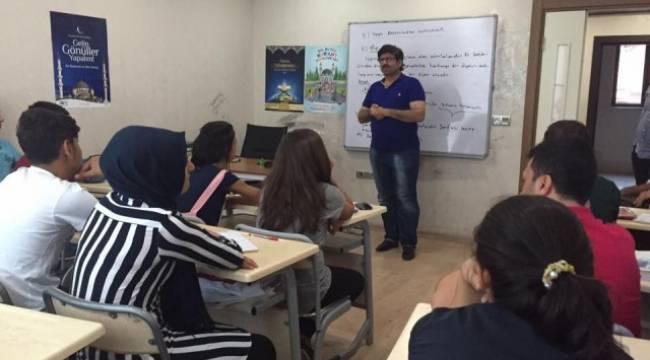 Yeşilay'dan gençlik merkezinde seminer