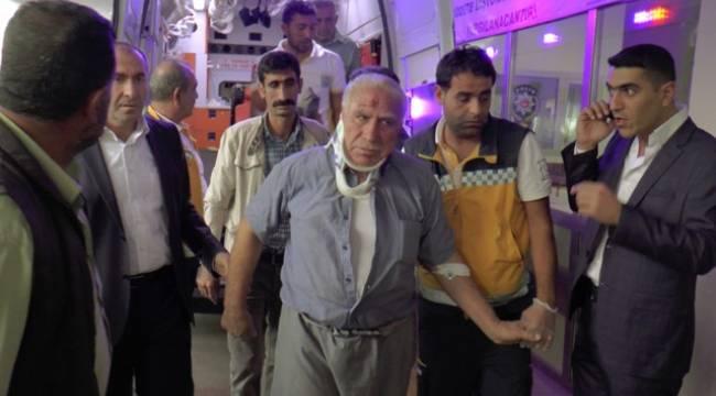 Yusuf Eğilmez'in amcası kazada yaralandı