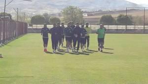 Ziraat Türkiye Kupası maçı hazırlıkları başladı