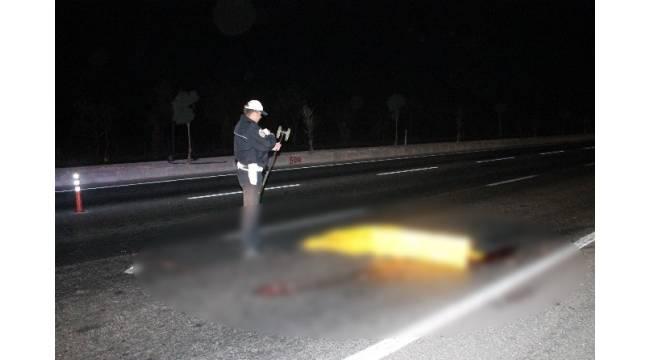 Ziyaret ettiği abisinin yurdunun önünde otobüsün çarpmasıyla hayatını kaybetti