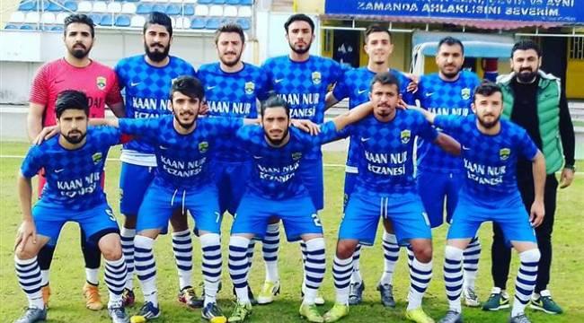 1920 Maraşspor 2 - 11 Nisan spor 1