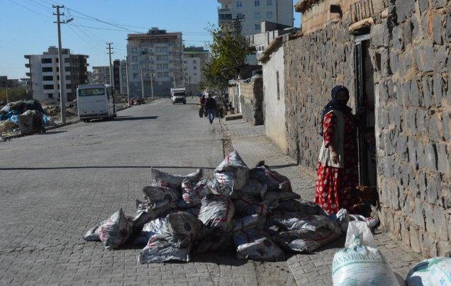5 bin aile 1 Ton Kömür dağıtılıyor