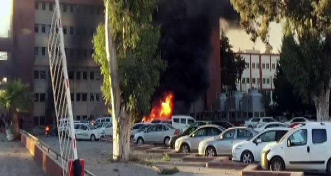 Adana valiliğine terör saldırısı