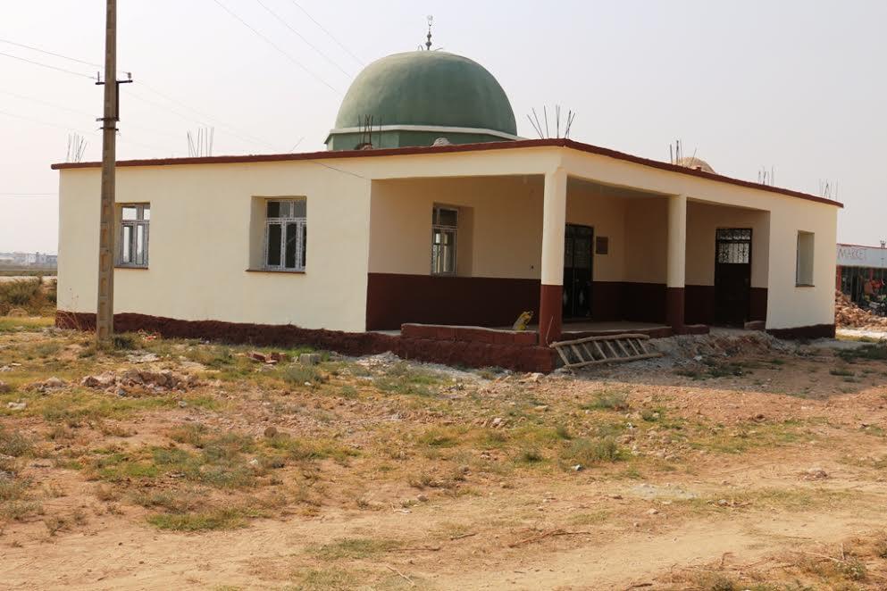 Akçakale'de 6 Taziye Evi,1 Cami hizmete açıldı