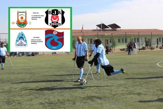 Beşiktaş ve Trabzon Şanlıurfa'ya gelecek