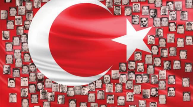 Demokrasi şehitlerine 150 lira bağışladı hapisten kurtuldu