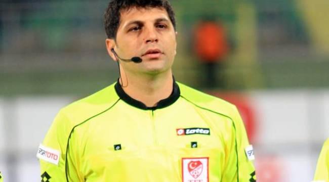 Denizlispor maçını Öğretmenoğlu yönetecek