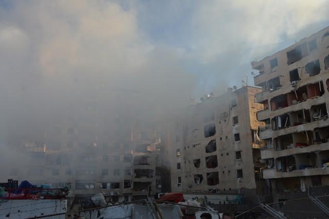 Dıyarbakır Bağlar'da bombalı saldırı