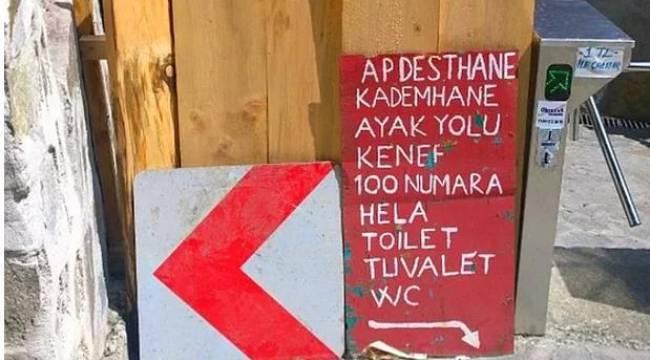 Dünya Tuvalet günü Urfa'da hatırlanmadı