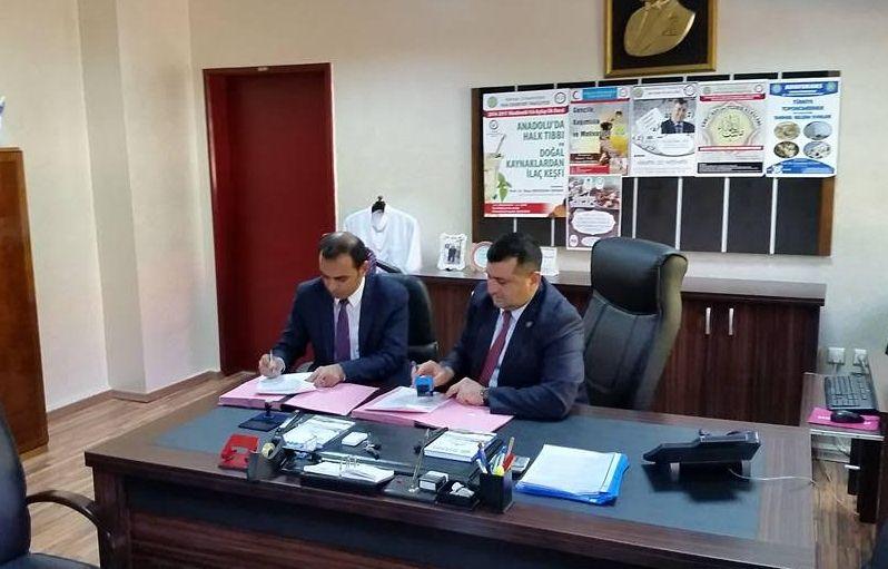 Eğitim olanakları işbirliği protokolü imzalandı