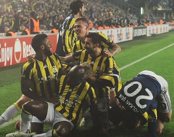 Fenerbahçe hanesine bir zafer daha yazdı
