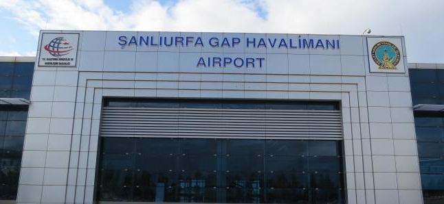 GAP Havalimanında yolcu trafiği arttı