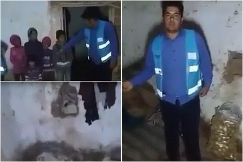 Harran'daki Yürek burkan aile Yardım bekliyor (Videolu Haber)