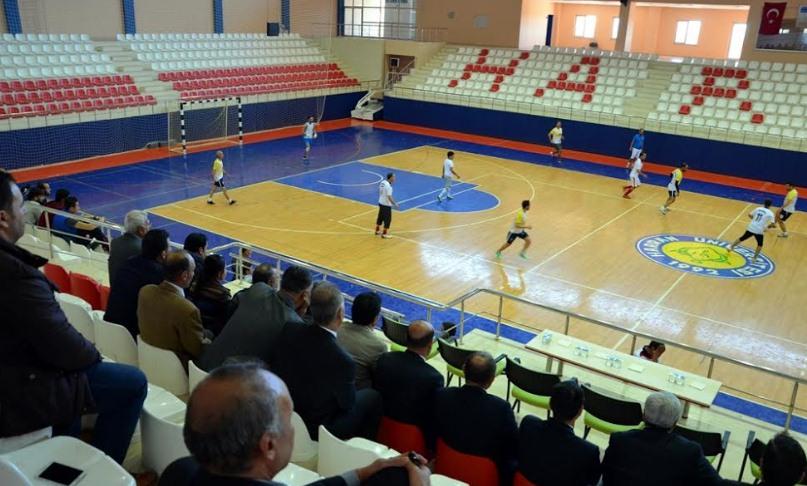 Harran Üniversitesi Futsal Turnuvası sona erdi