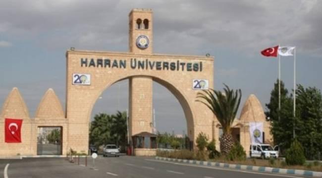 Harran Üniversitesinde ihraç edilenlerin isimleri