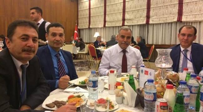 Havaalanı Müdürleri Ankara'da toplandı