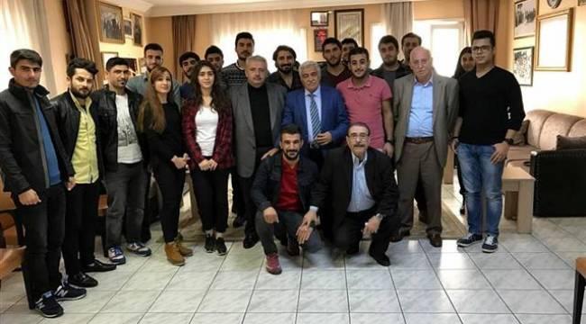 İstanbul'daki Urfalı öğrencilere burs