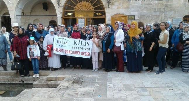 Kilisli kadınların Urfa Gezi turu ertelendi