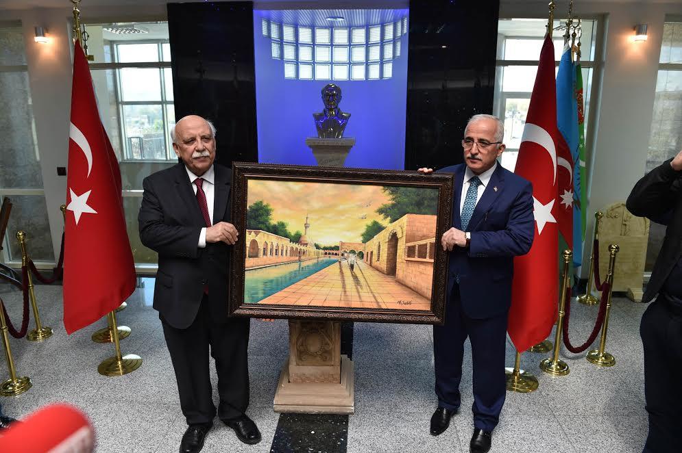 Kültür Bakanı Avcı'dan Urfa'ya Müjde