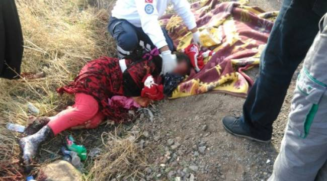 Minibüs takla attı: 11 yaralı