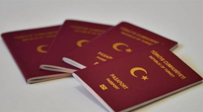 Pasaportta 'Parmak izi' dönemi başlıyor