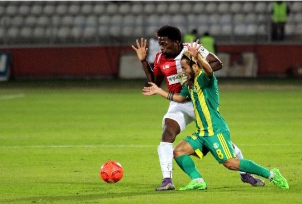 Samsunspor 2- Şanlıurfaspor 1