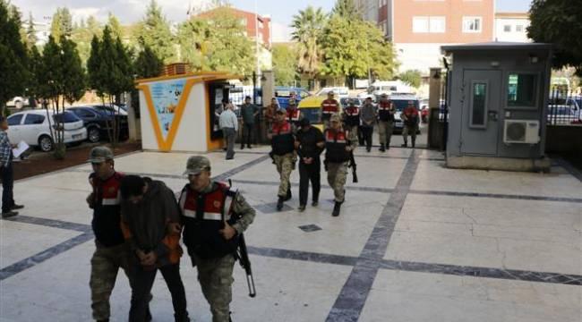 Şanlıurfa'da 3 terörist yakalandı