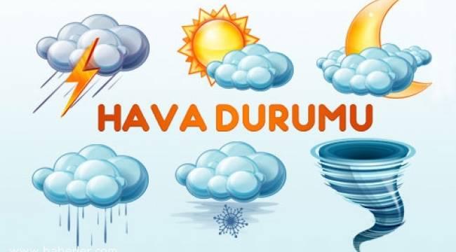Şanlıurfa'da 5 günlük hava durumu