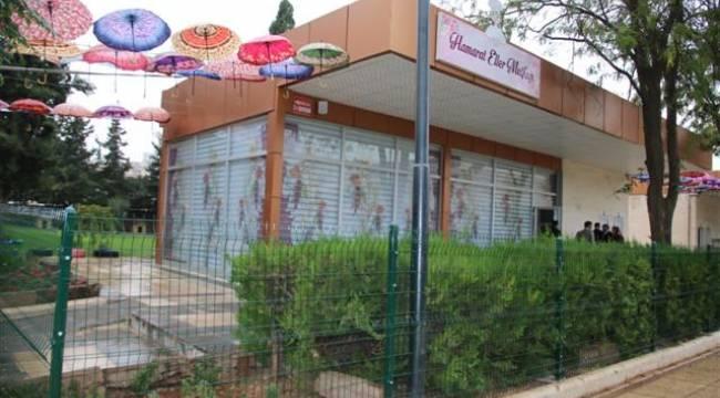 Şanlıurfa'da Engelliler ve kadınlara tesis