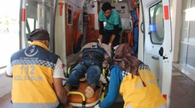 Şanlıurfa'da kaza: 1'i ağır 5 yaralı