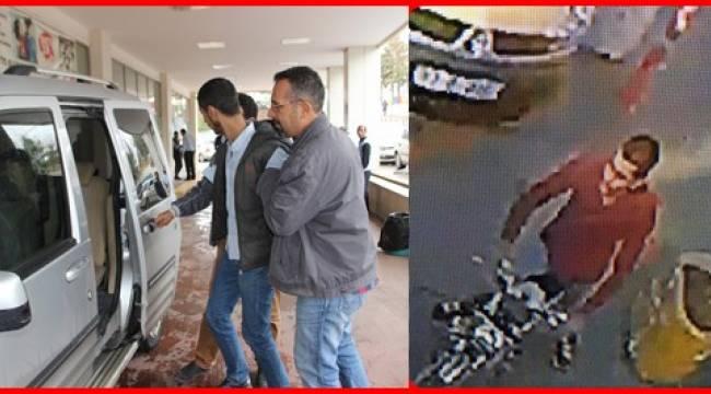 Şanlıurfa'da Motosiklet hırsızı kaçamadı