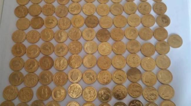 Şanlıurfa'da sahte altın yakalandı