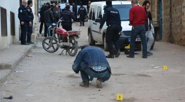 Şanlıurfa'da silahlar konuştu: 2 yaralı
