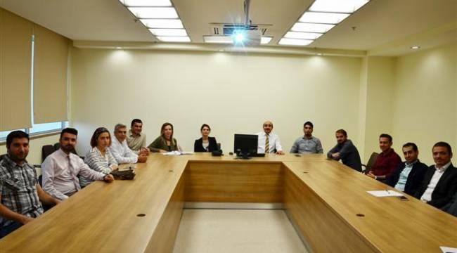 Şanlıurfa'da TÜMOR Konseyi kuruldu