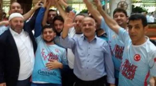 Şanlıurfa İl Müftülüğü Türkiye Şampiyonu oldu