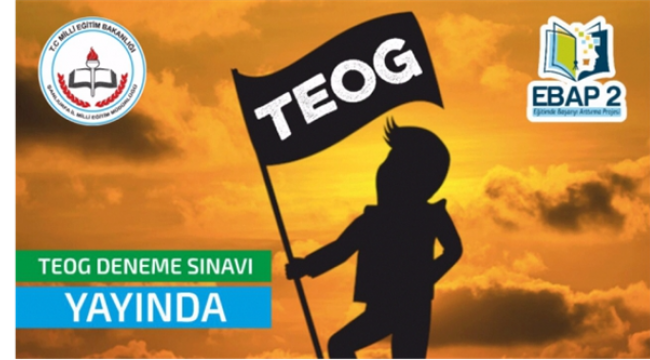 Şanlıurfa MEB'den TEOG deneme sınavı ve cevap anahtarı