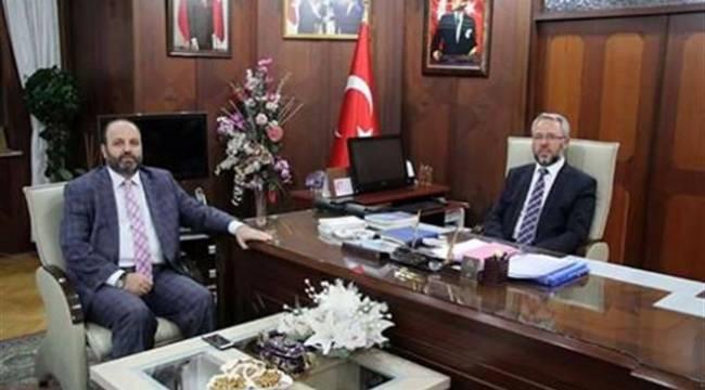 Şanlıurfa Müftüsü İhsan Açık, Kayseri'de