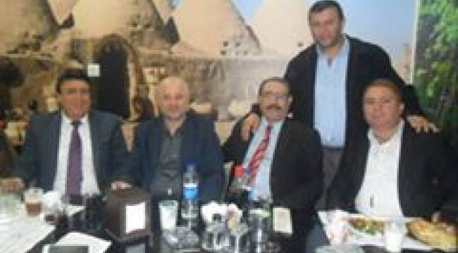 Şanlıurfalılar İstanbul Şirinevlerde buluştu