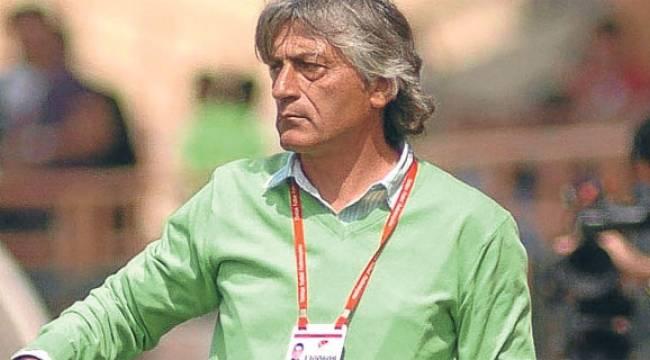 Şanlıurfaspor'un teknik direktörü belli oldu