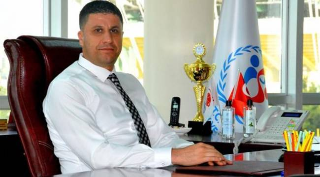 Spor Müdürü Keşküş asaleten atandı