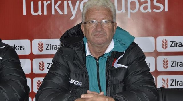 Teknik Direktör Ertekin Şanlıurfaspor'a yakın