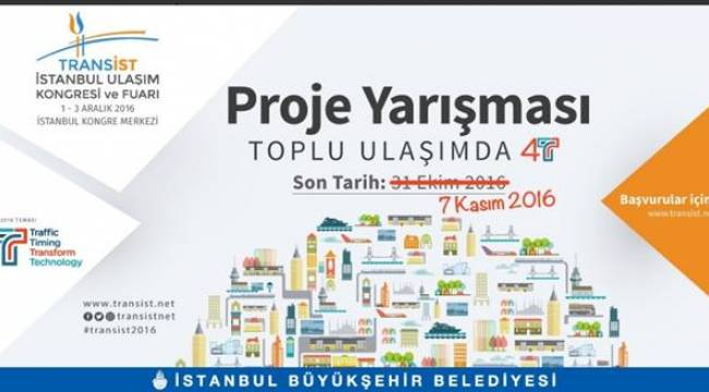Transist'dan Büyükşehir'e ödül