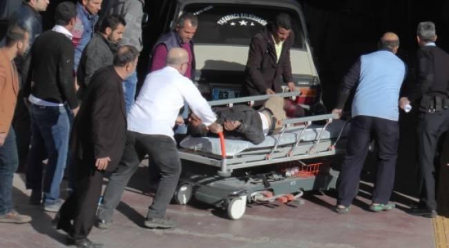 Urfa'da arazi kavgası: 1'i ağır 3 yaralı